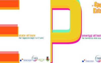 Estate 2020 al Centro Ricreativo Culturale L'Isola