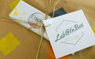 Lab@InBox – Sabbia