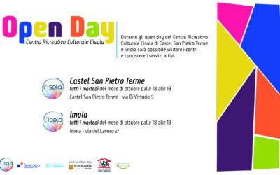 Open day Castel San Pietro Terme e Imola